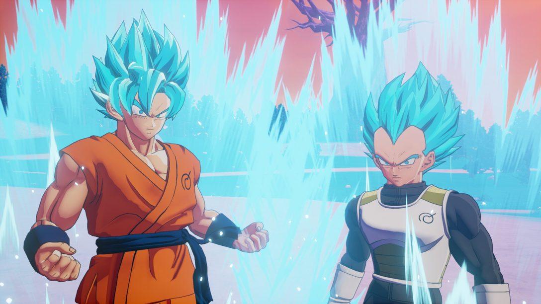 El segundo episodio de batalla de jefes llega mañana a Dragon Ball Z: Kakarot