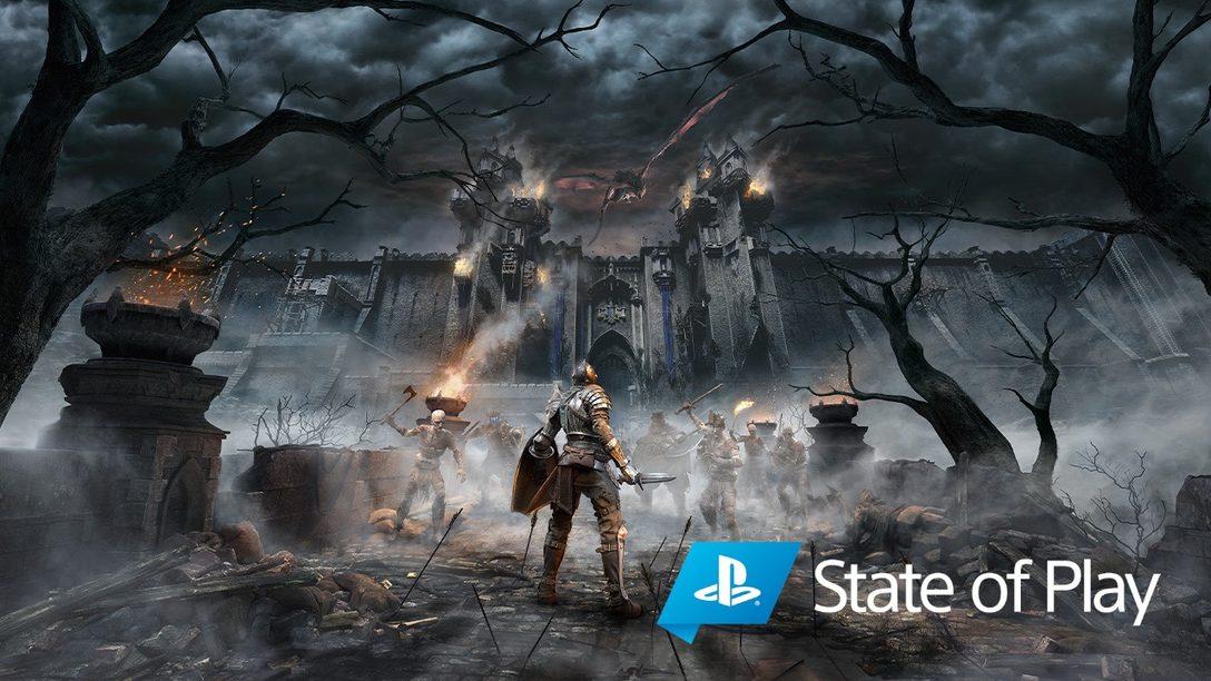 State of Play: Descendiendo al mundo de Demon's Souls