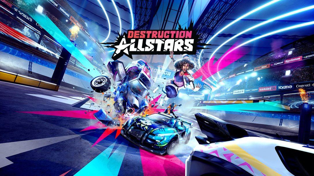 Echa tu primer vistazo a los modos de juego de Destruction AllStars