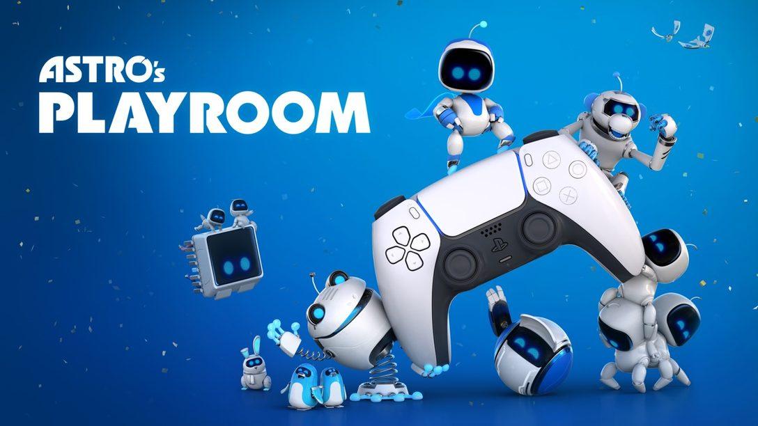 Desata el poder del control inalámbrico DualSense con Astro's Playroom
