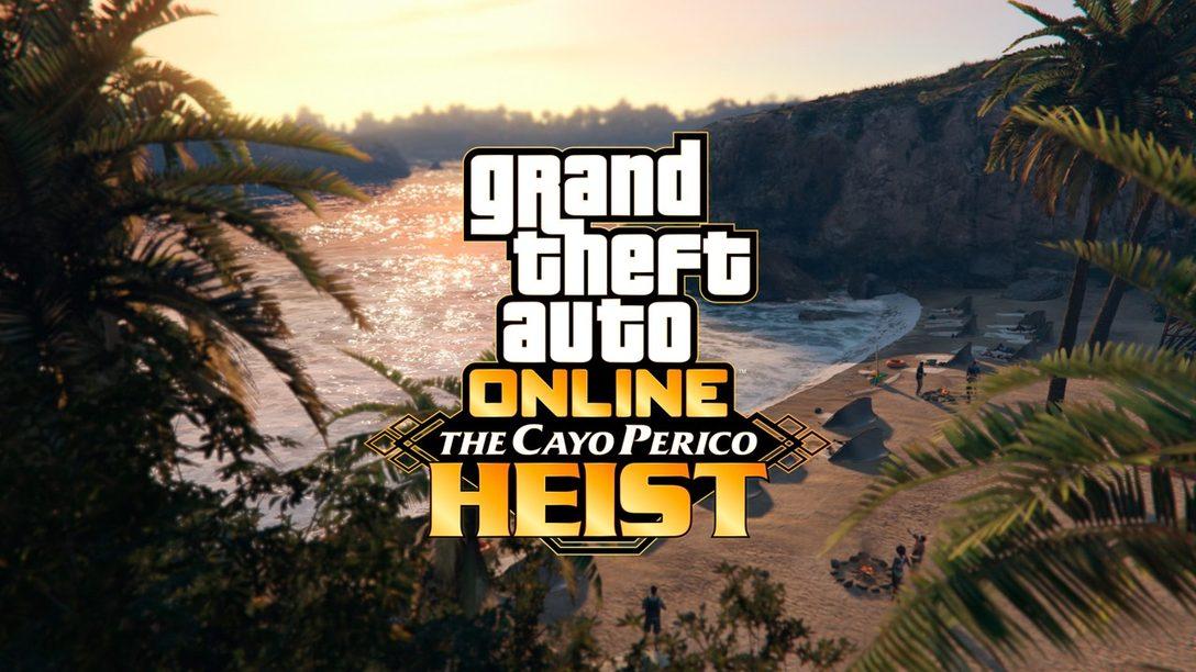 Golpe a Cayo Perico: disponible el 15 de diciembre en GTA Online