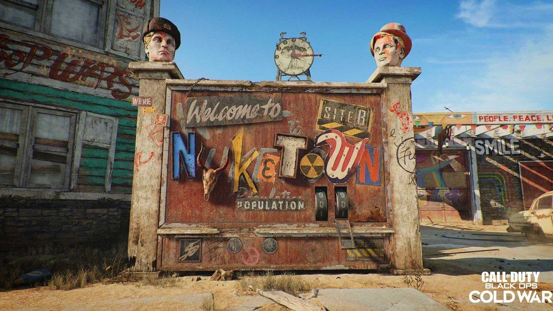 Consejos para dominar Nuketown '84 en Black Ops Cold War, ya disponible