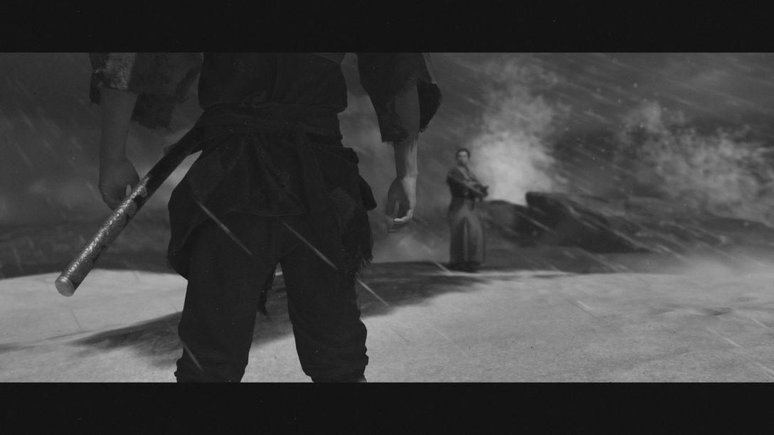 Honrando la espada: el contrato de letalidad y el equilibrio de combate en Ghost of Tsushima