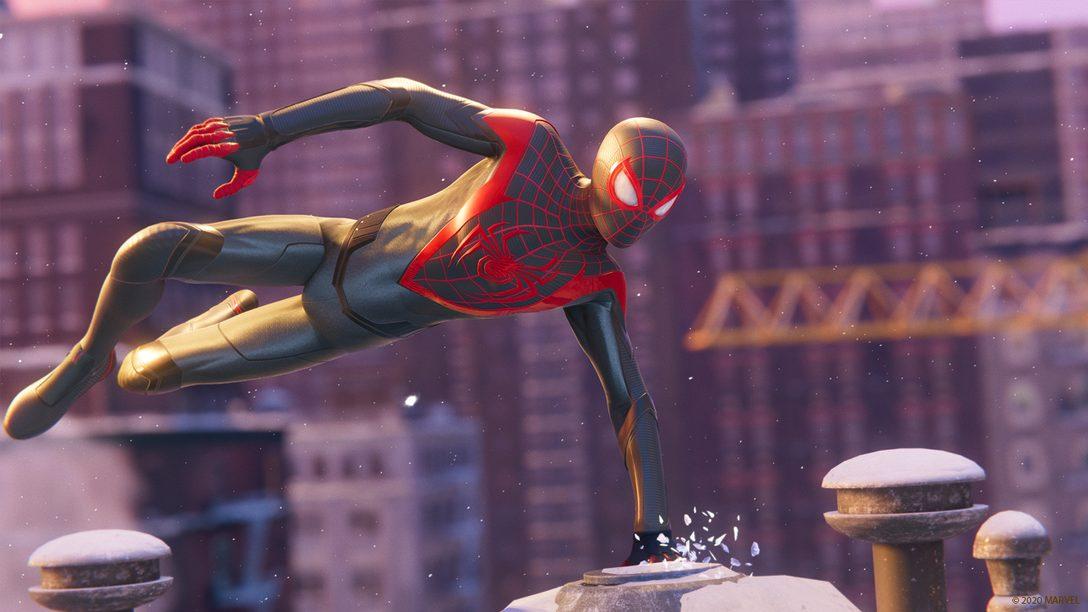 Marvel's Spider-Man: Miles Morales se lanzará esta semana en PS4 y PS5