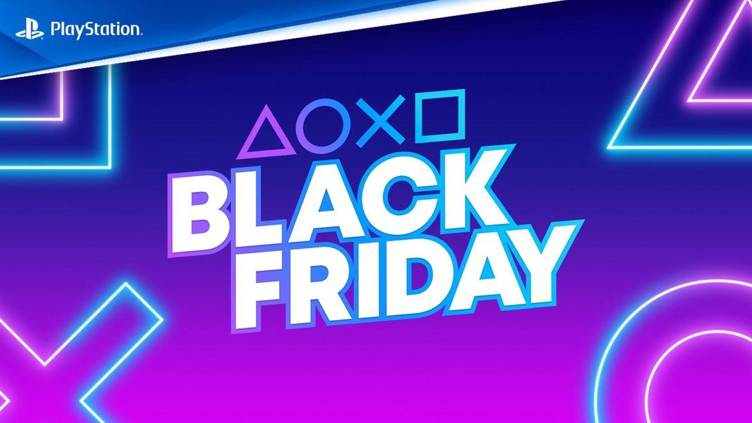Las ofertas de Black Friday de PlayStation empiezan hoy