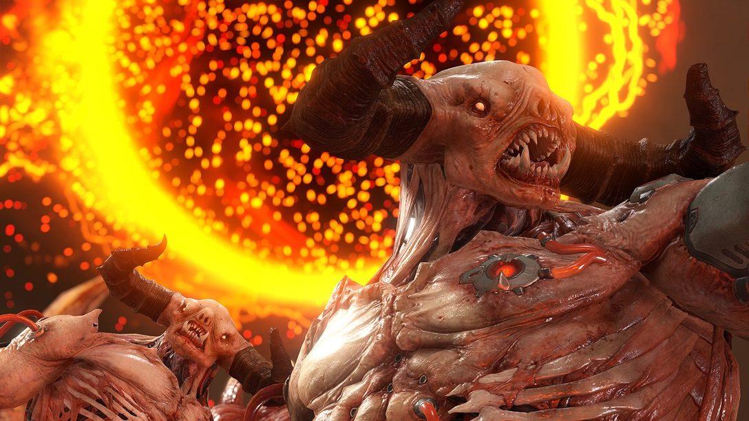 Enfréntate al nuevo Master Level de la nueva actualización de Doom Eternal