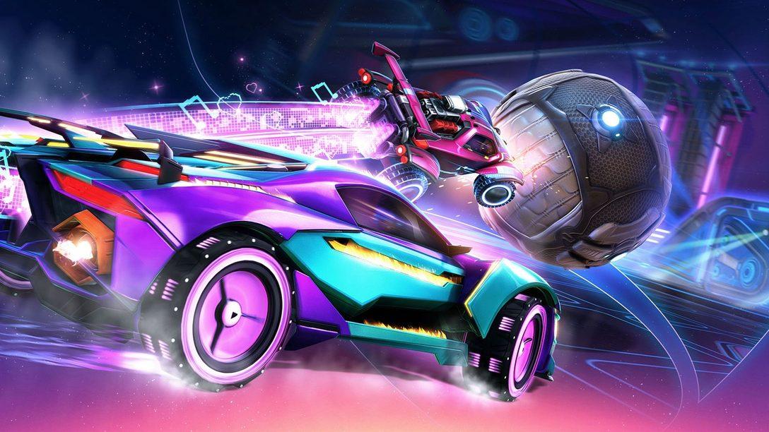 La Temporada 2 de Rocket League llegará el 9 de diciembre