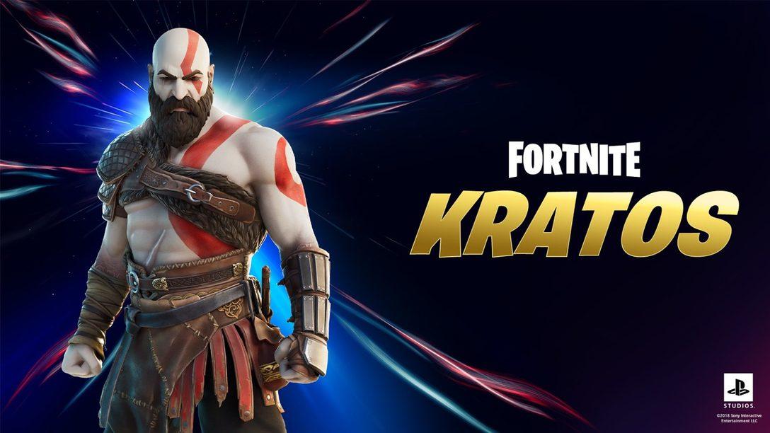 Únete a la Caza como Kratos en el Capítulo 2 – Temporada 5 de Fortnite