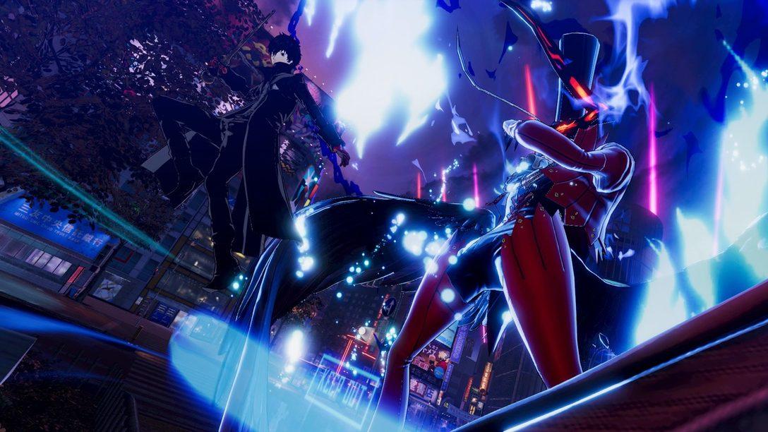 Los Ladrones Fantasmas están de regreso en Persona 5 Strikers, que se lanzará el 23 de febrero en PS4