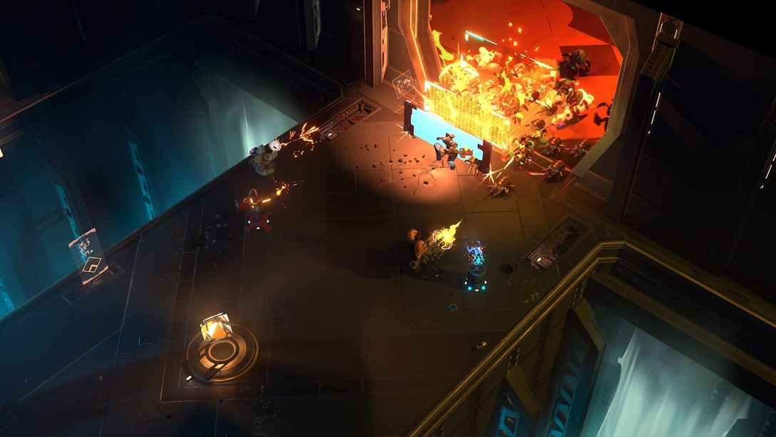 Amplitude Studios regresa a los Roguelites con Endless Dungeon