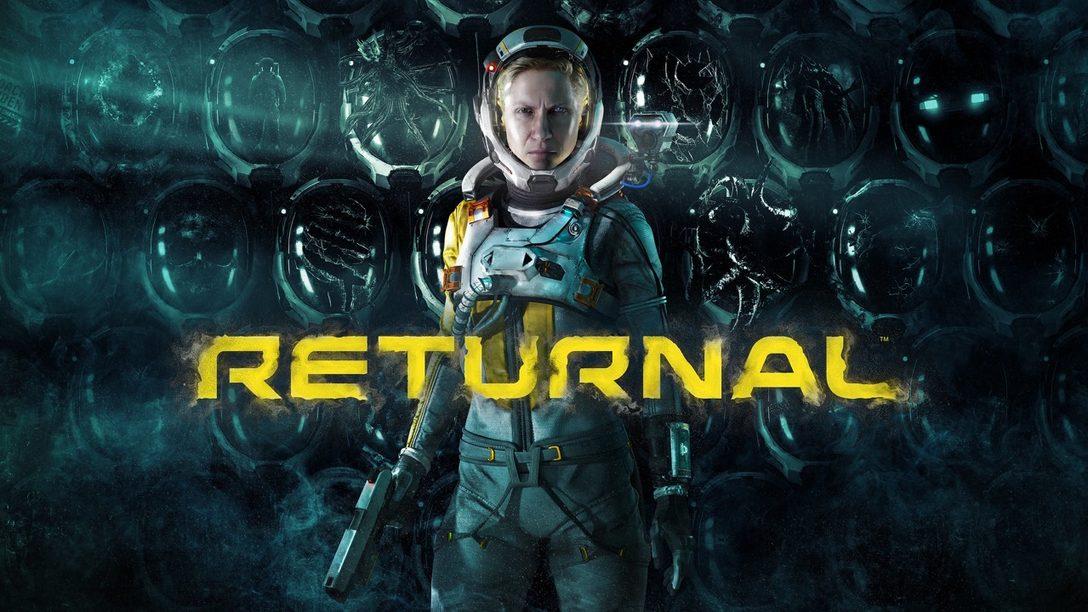 Returnal se lanzará en PS5 el 19 de marzo de 2021