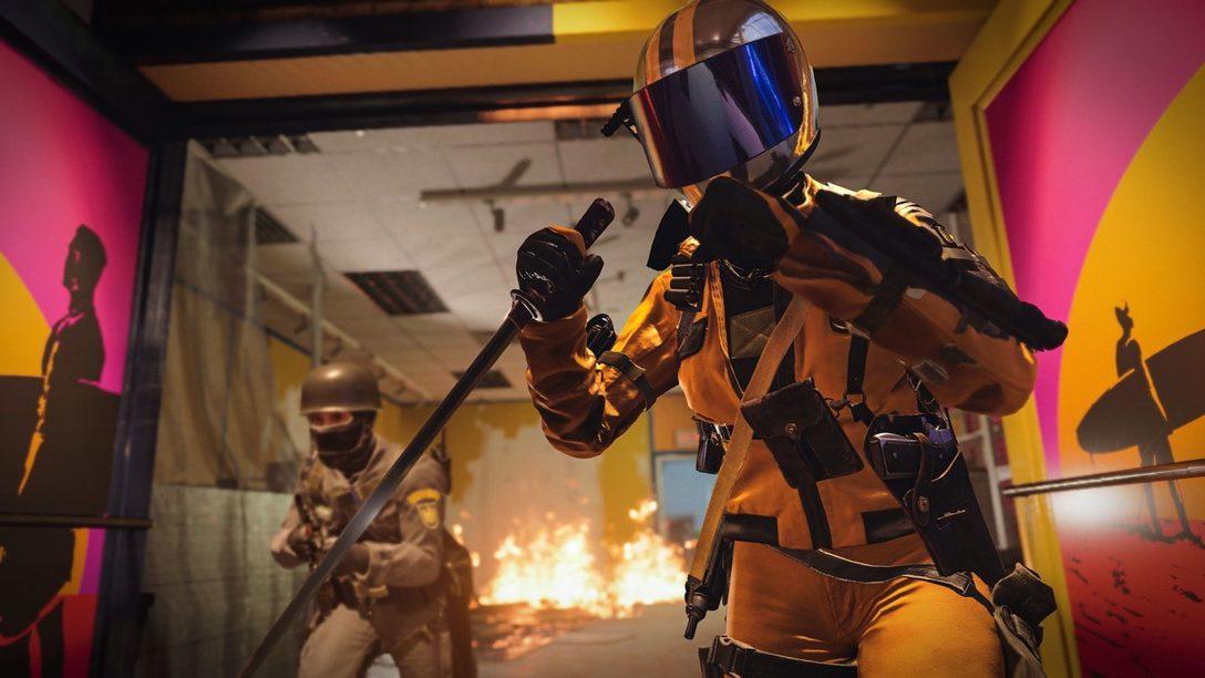 La Temporada Uno de Black Ops Cold War y Warzone estará disponible desde hoy