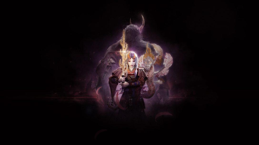 La desgarradora expansión final de Nioh 2, The First Samurai, se lanza hoy