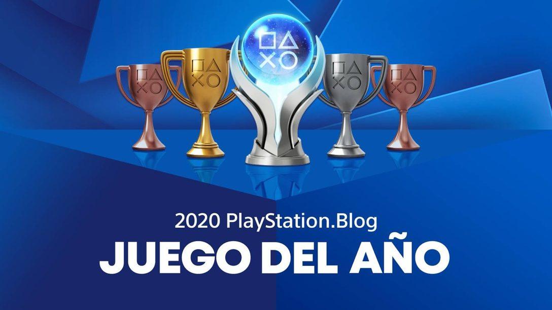 PlayStation.Blog 2020 Juego del año: Los Ganadores