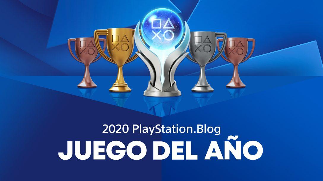 Las Votaciones para el Juego del Año de PlayStation.Blog están abiertas