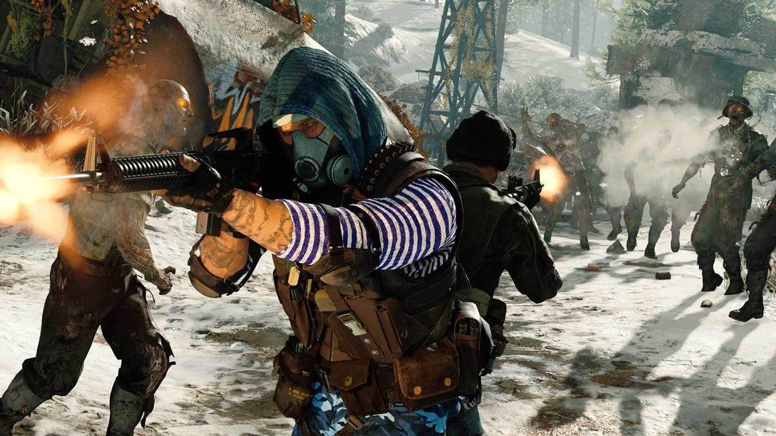 El nuevo modo Cranked Zombies llega a Black Ops Cold War, además semana de acceso gratuito a Zombis.