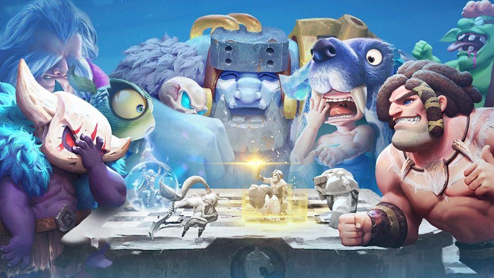 El juego de batalla estratégica entre héroes, Auto Chess, llegará a PS4 el 27 de enero