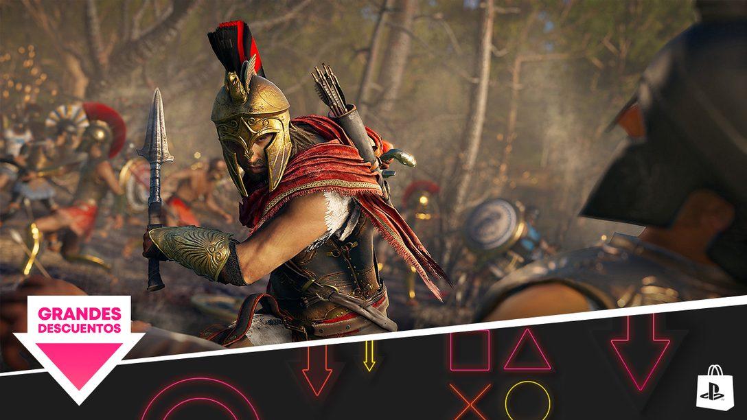 La promoción Grandes Descuentos llega a PlayStation Store