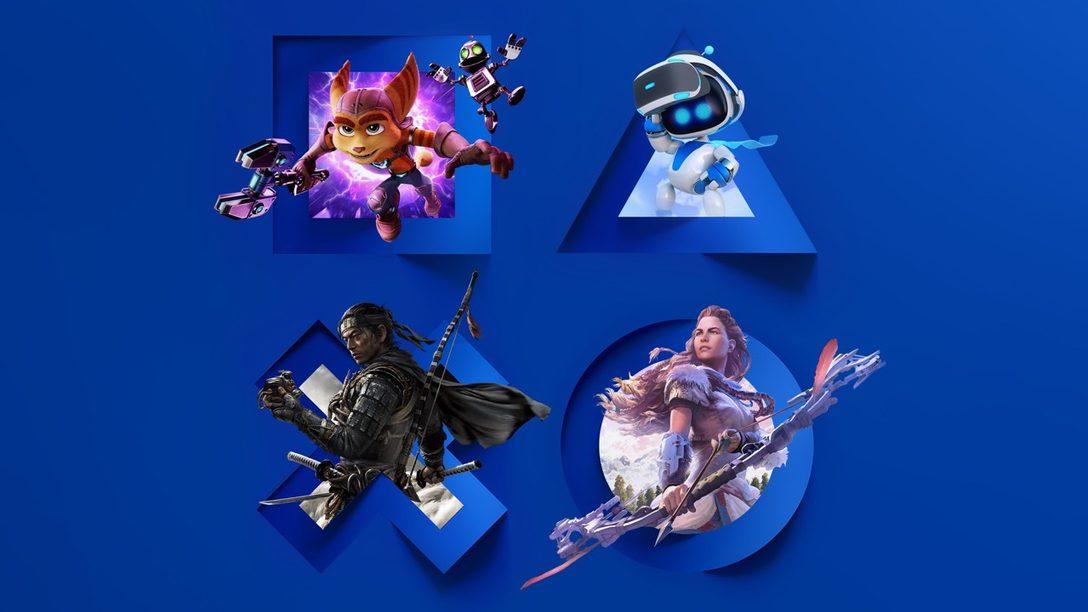 Celebra tu año en los videojuegos con el resumen de PlayStation 2020