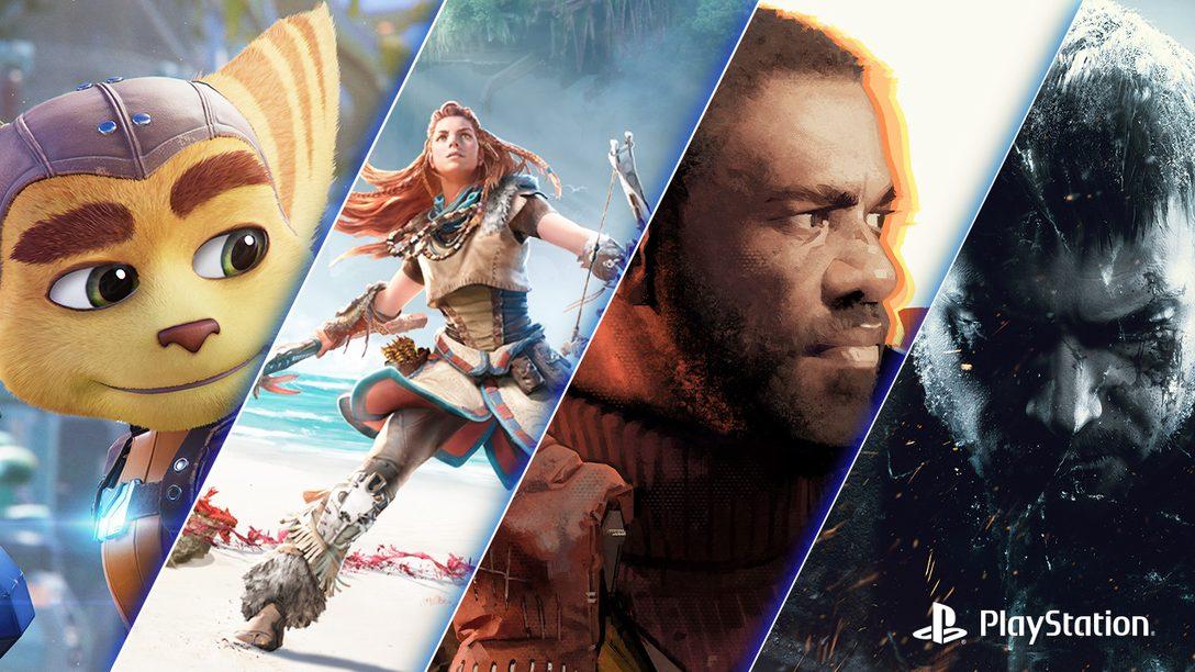 Los juegos más esperados de los desarrolladores de PlayStation del 2021 y posteriores