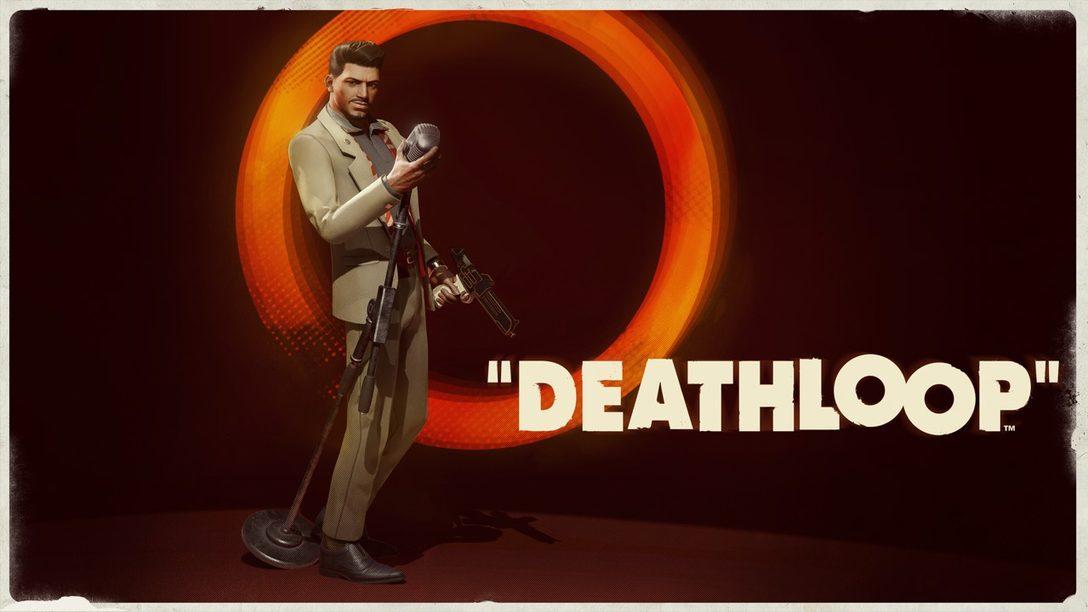 """Tráiler del """"déjà vu"""" de Deathloop: un elegante vistazo al viaje de Colt por Blackreef"""