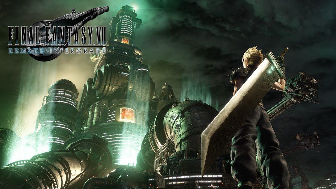 Final Fantasy VII Remake Intergrade llega a PS5 el 10 de junio de 2021
