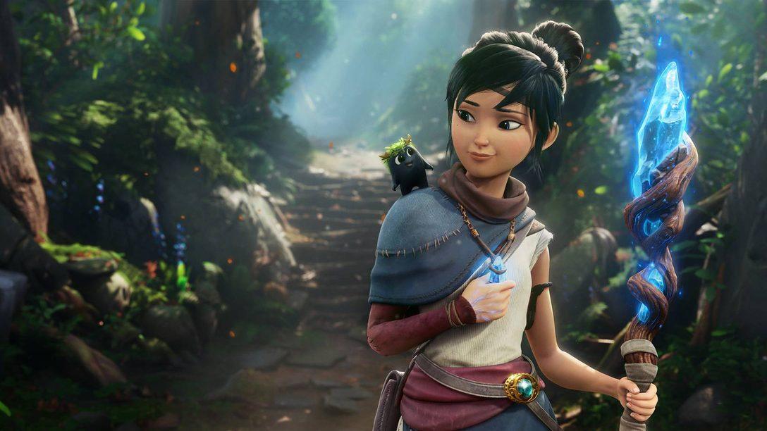 Nuevos detalles sobre el juego y la historia revelados en el emotivo tráiler de Kena: Bridge of Spirits