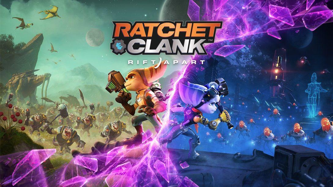 Ratchet & Clank: Una Dimensión Aparte se lanzará el 11 de junio de 2021, información de reservas a continuación