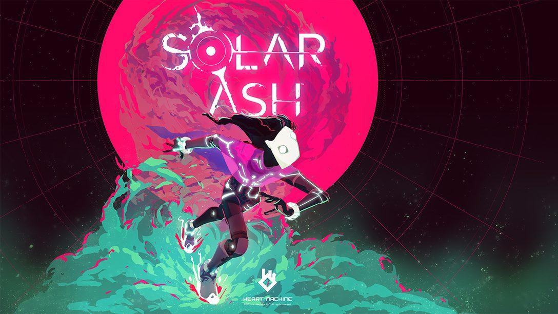 Viaja al Ultravacío en el nuevo juego Solar Ash