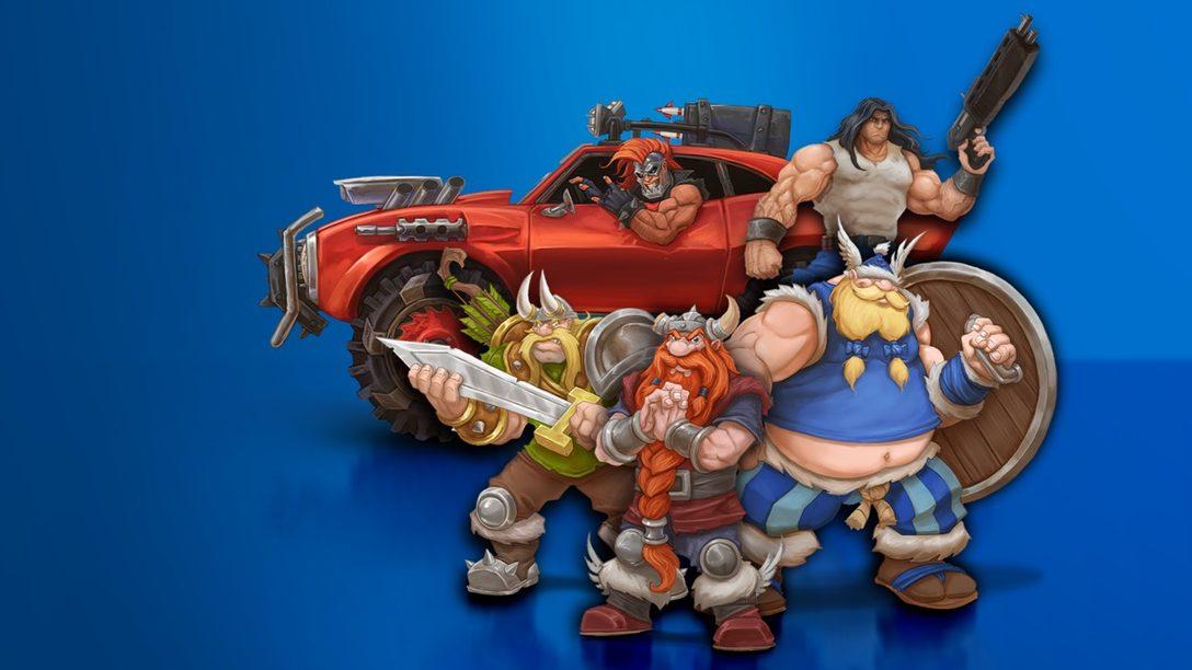 Que empiece la nostalgia: The Blizzard Arcade Collection ya está disponible en PS4 y PS5