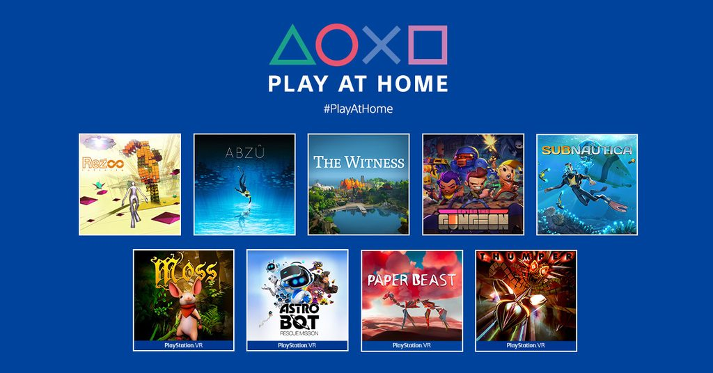 Xbox Game Pass vs Play at Home.