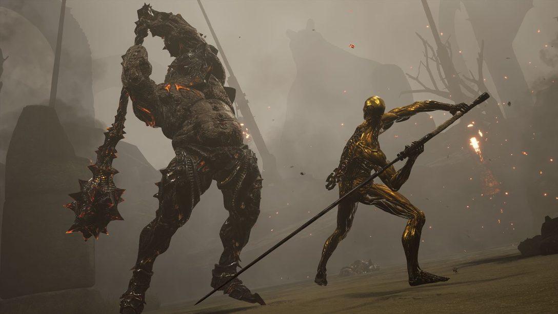 Mortal Shell: Enhanced Edition llegará a PS5 el 4 de marzo