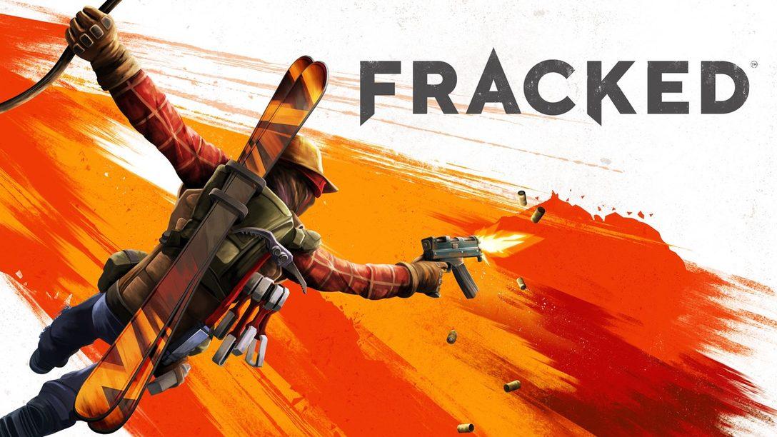 """La aventura de acción de PS VR """"Fracked"""" se estrenará este verano"""