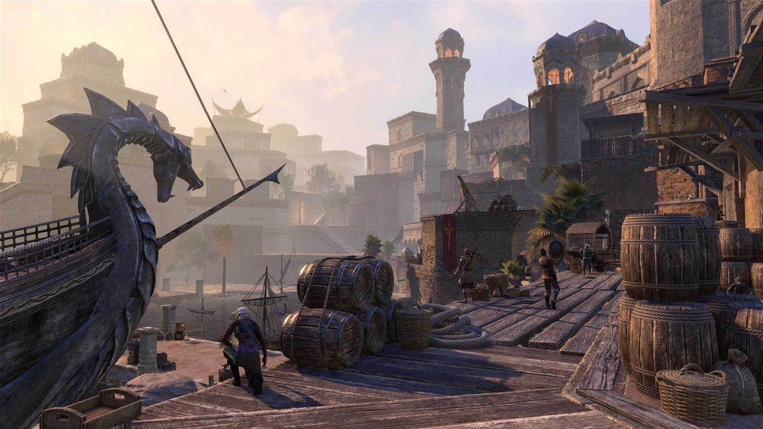 The Elder Scrolls Online: Console Enhanced llegará a PS5 el 8 de junio