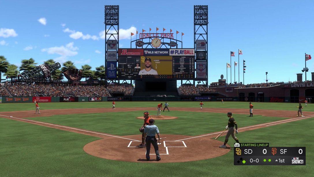 Alístense para MLB The Show 21 con estos detalles del gameplay