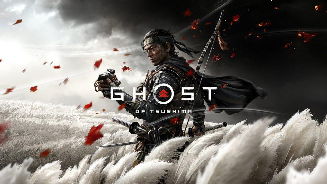 Anunciamos la película de Ghost of Tsushima