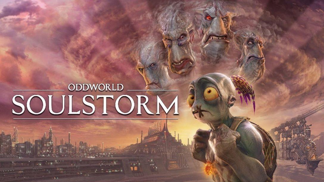Oddworld: Soulstorm: Múltiples finales y mejora de la puntuación Quarmic