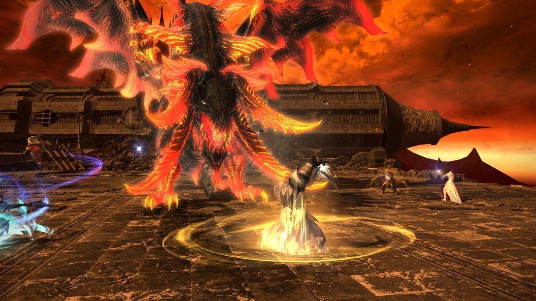 La beta abierta de Final Fantasy XIV Online de PS5 llega mañana y es la forma perfecta de zambullirte