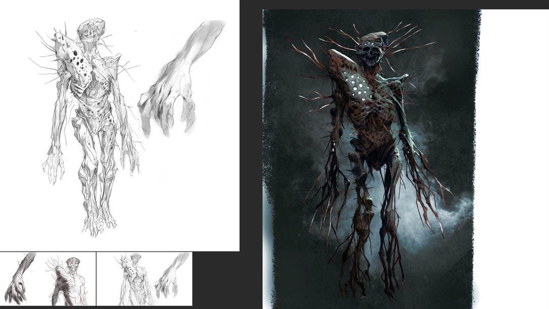 Creando los enemigos extraterrestres de Returnal: tecnología VFX de tentáculos e inspiración desde lo más profundo del mar