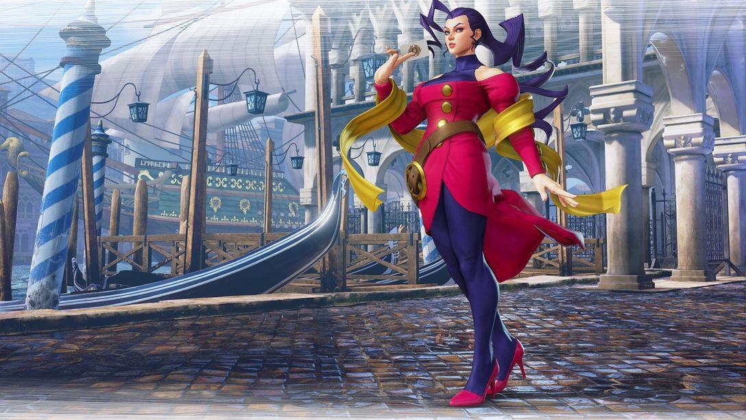 Así es como el regreso de Rose se relaciona con sus orígenes de Street Fighter Alpha