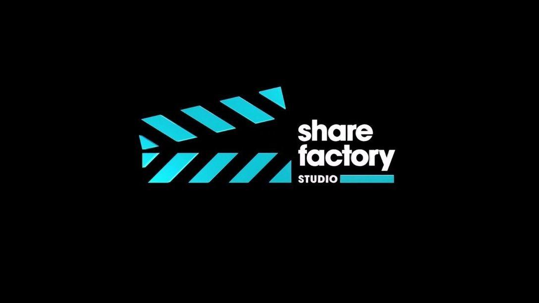 La más reciente actualización para Share Factory en PS5 estará disponible hoy