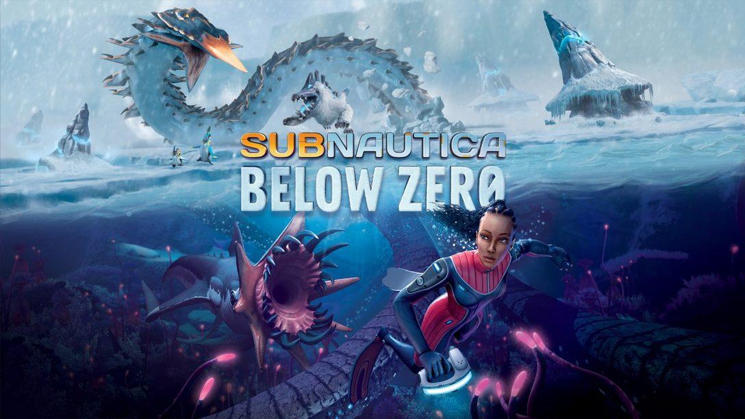 """Nuevo video de juego de """"Subnautica: Below Zero"""" revelado en State of Play"""