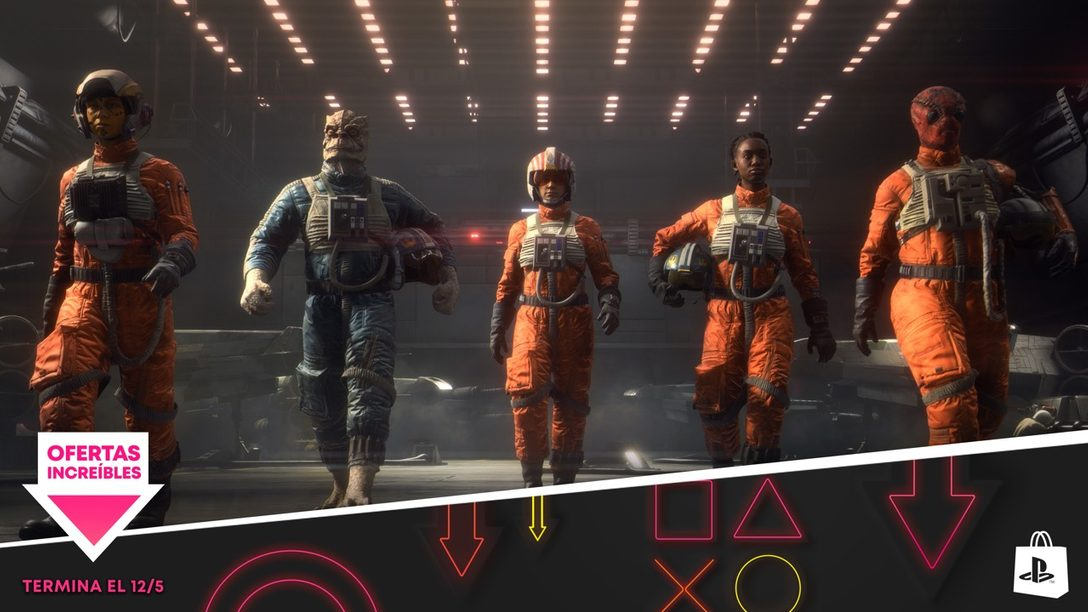 La promoción Ofertas Increíbles regresa a PlayStation Store