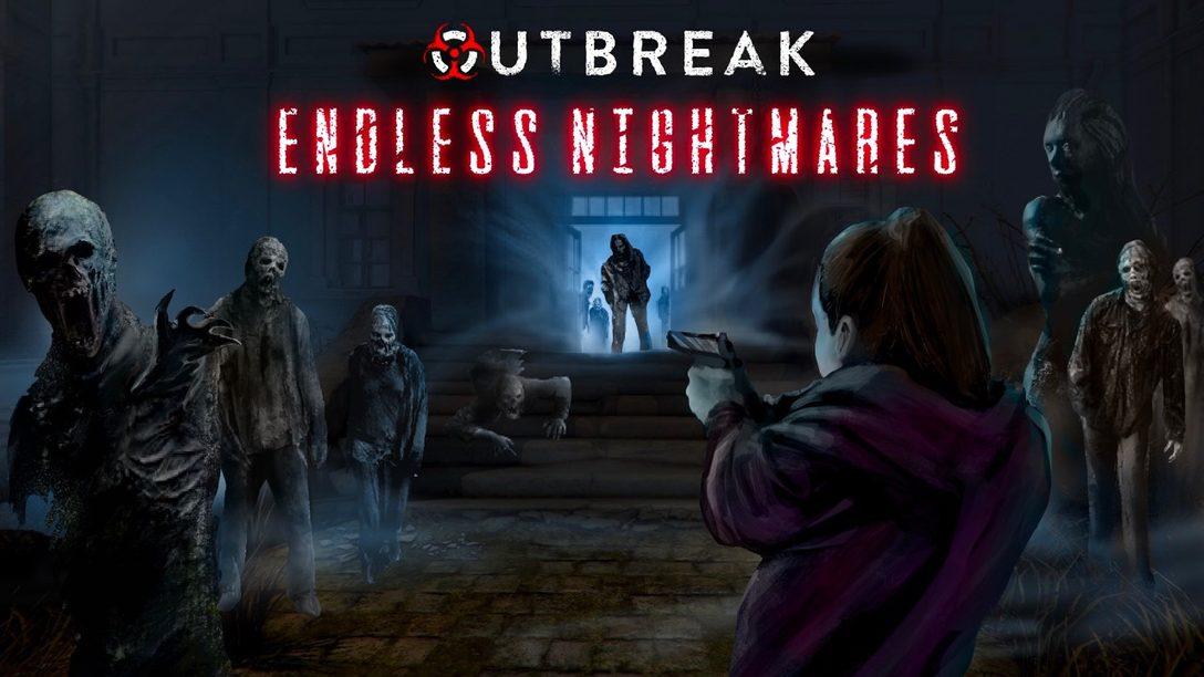 Outbreak: Endless Nightmares llegará a PS4 y PS5 el 19 de mayo