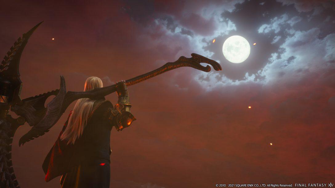Endwalker, la nueva expansión de Final Fantasy XIV Online, se lanzará el 23 de noviembre del 2021 para PS5 y PS4