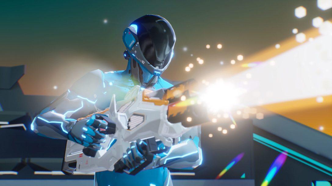 El veloz shooter multijugador Solaris Offworld Combat llegará mañana a PS VR