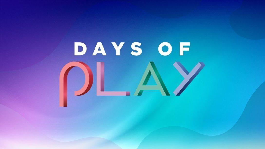 Alístense para la celebración de la Comunidad de PlayStation con Days of Play 2021