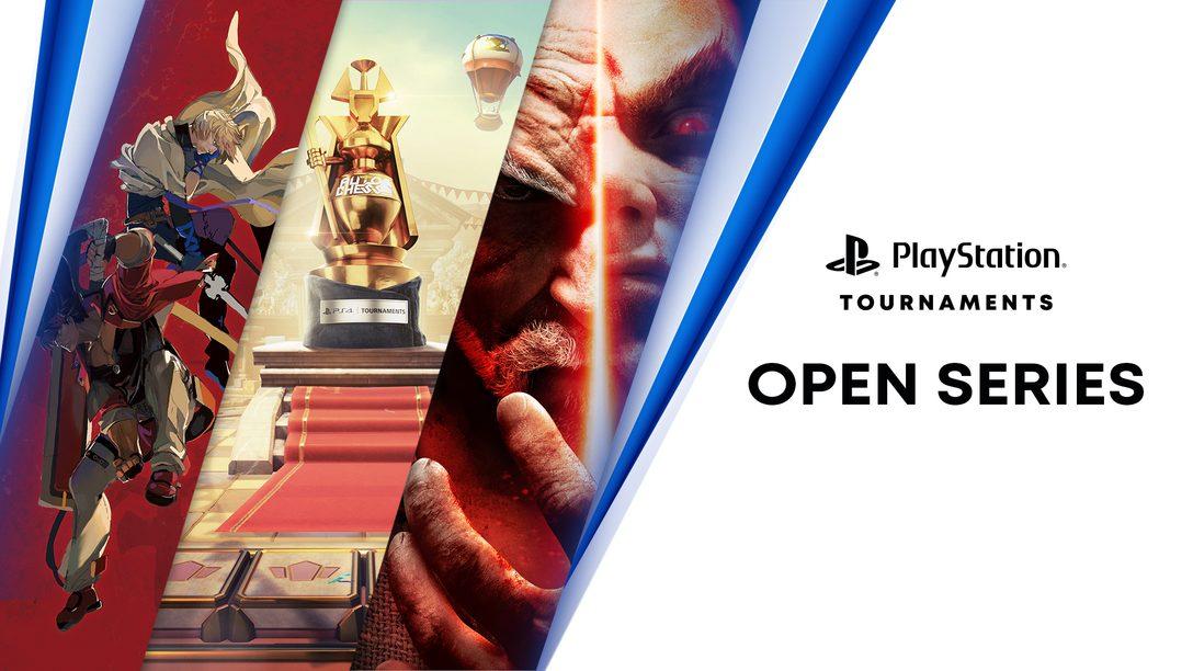PS4 Tournaments: Open Series se expande con tres nuevos torneos