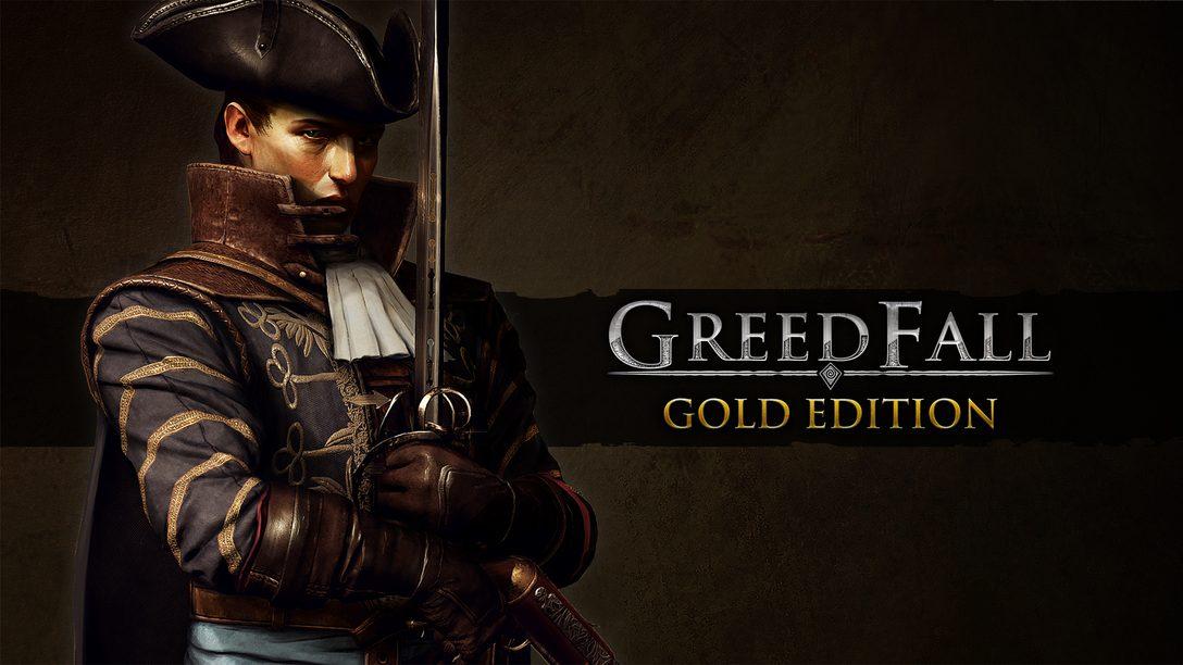 La versión mejorada de GreedFall llegará a PS5 con una expansión el próximo 30 de junio