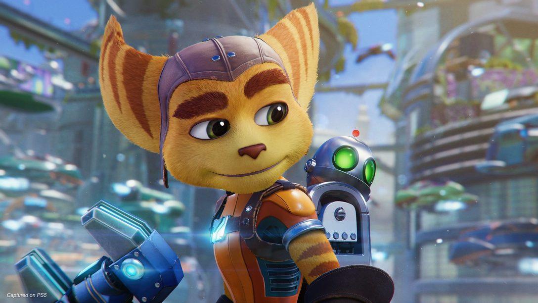 Las melodías interdimensionales de Ratchet & Clank: Una Dimensión Aparte, espérenlo el 11 de junio